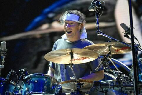 Happy 64th birthday to Alex Van Halen!