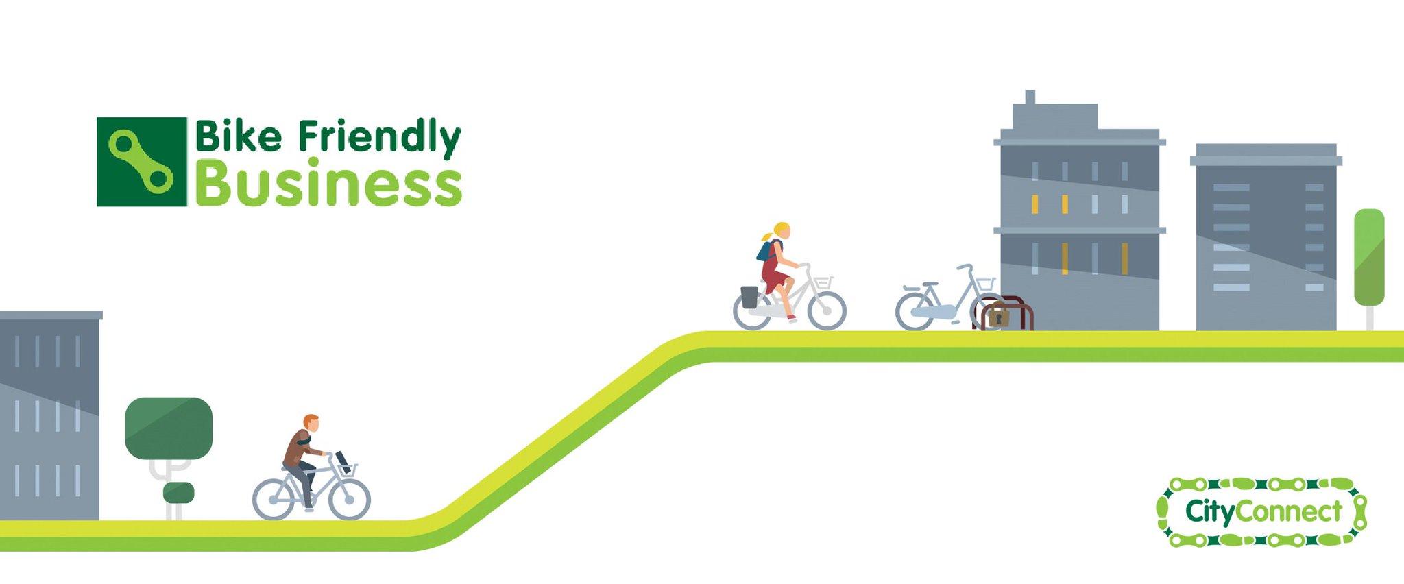 FREE Bike Friendly Business masterclass, 11 May, 10.30am - 12pm in #Bradford. https://t.co/KQAZ0VHpRR  @bradfordmdc #Cycleactivecity https://t.co/Q3SttnwKFg