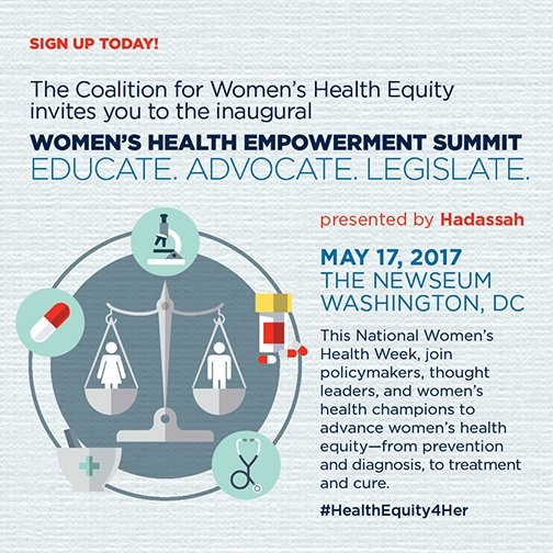 Thumbnail for Highlights: Women in Healthcare Events - #NWHW