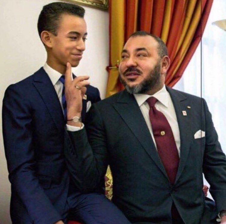 Wishing a beautiful Happy Birthday to our beloved Crown Prince Moulay Hassan!!!