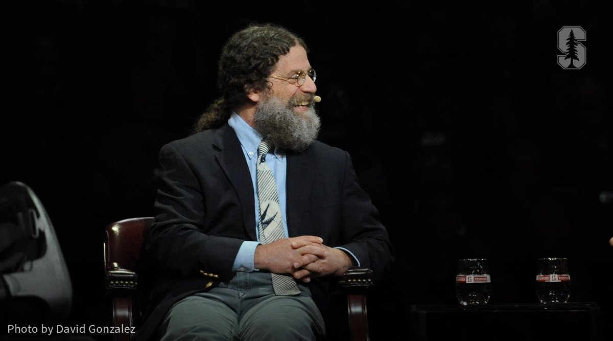 """Robert Sapolsky tackles human behavior and the nature of justice in the absence of free will: https://t.co/5GO0DK3LAK https://t.co/Af8LjK927I"""""""