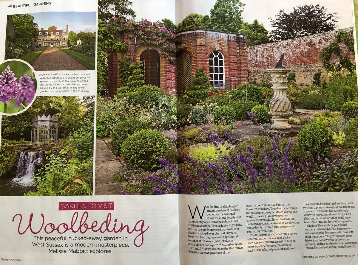 Woolbeding Gardens on Twitter: \