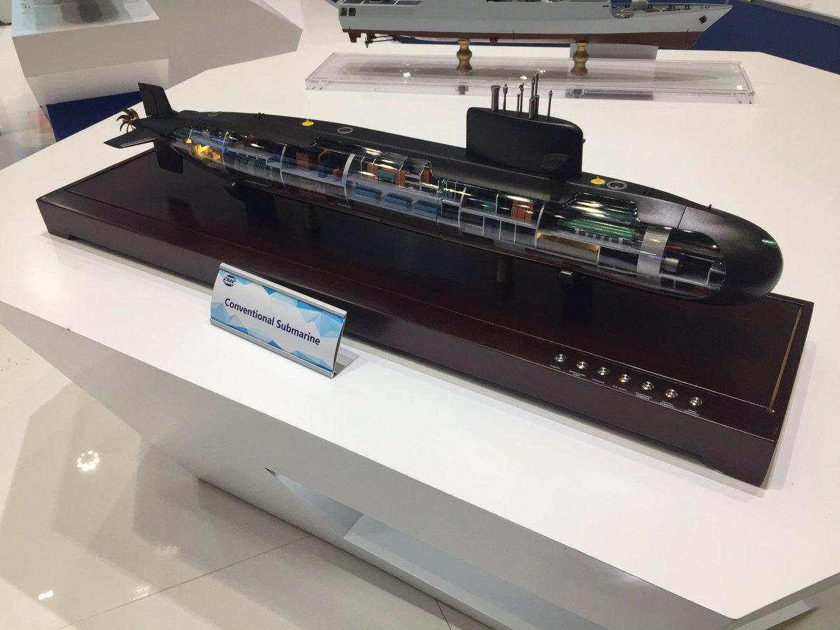 تايلاند تعتزم شراء 3 غواصات من الصين بأكثر من مليار دولار C_Uh-7xW0AEMuEZ
