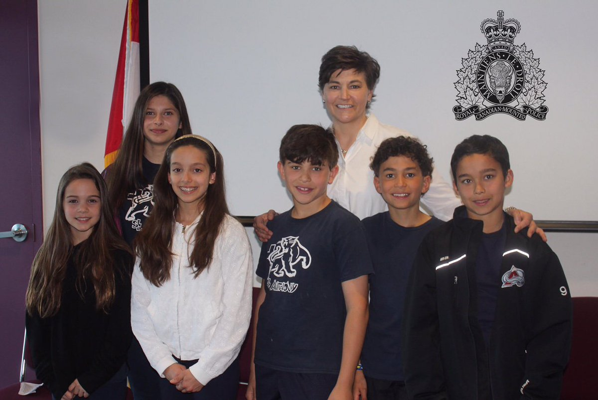Ycdsb On Twitter Six Students From St Anthony Ces In Thornhill