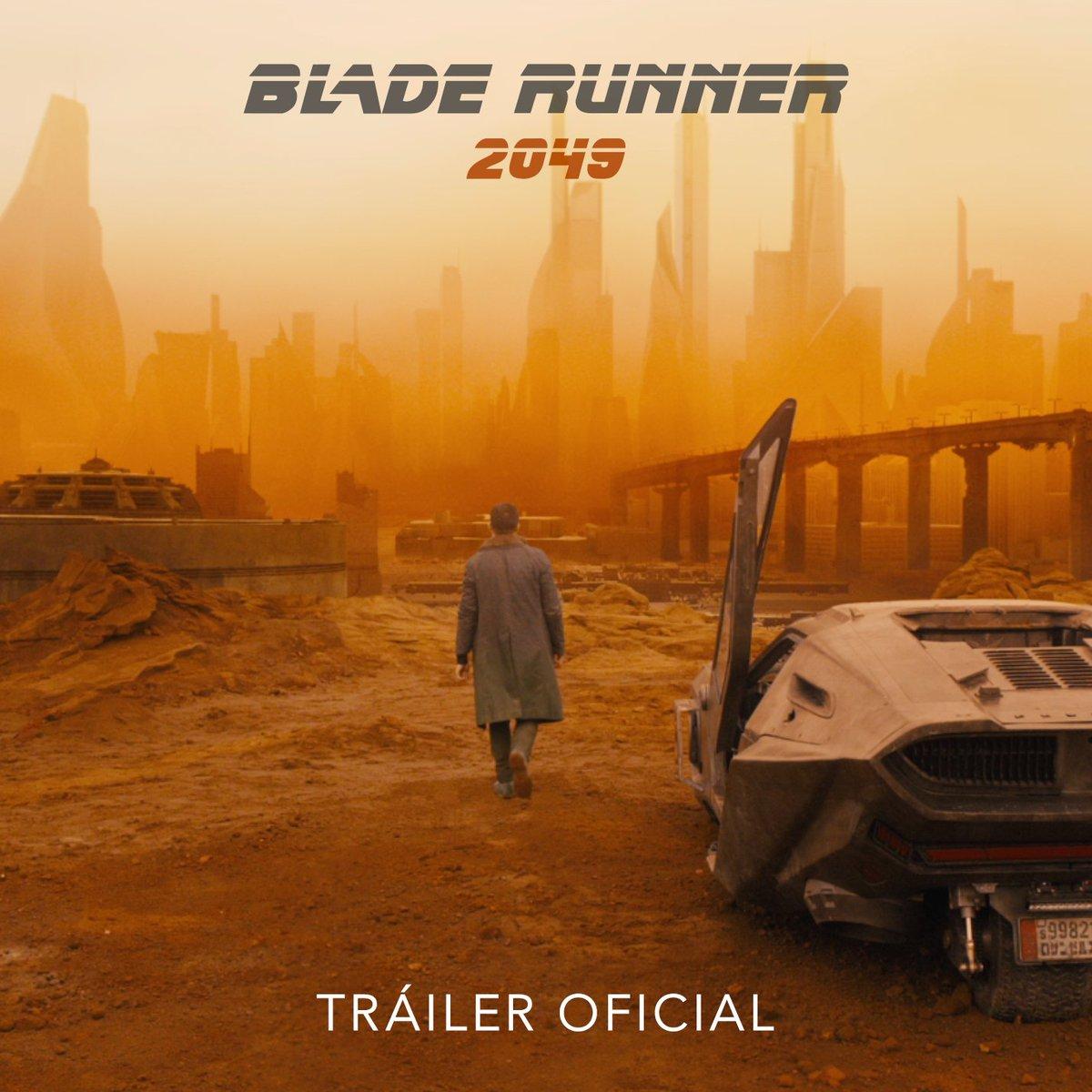 Todavía quedan páginas en esta historia. #BladeRunnerLaPelícula #BladeRunner2049 https://t.co/eIWpPoQZv0