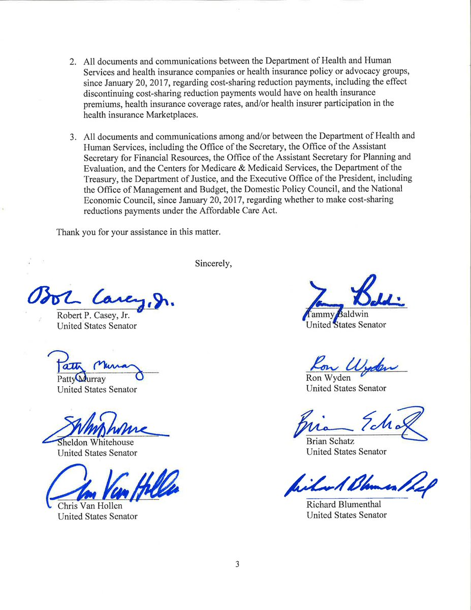 Senator bob casey on twitter today i along with 12 of my senate senator bob casey on twitter today i along with 12 of my senate colleagues sent the administration a letter end the sabotage of our health system ccuart Image collections