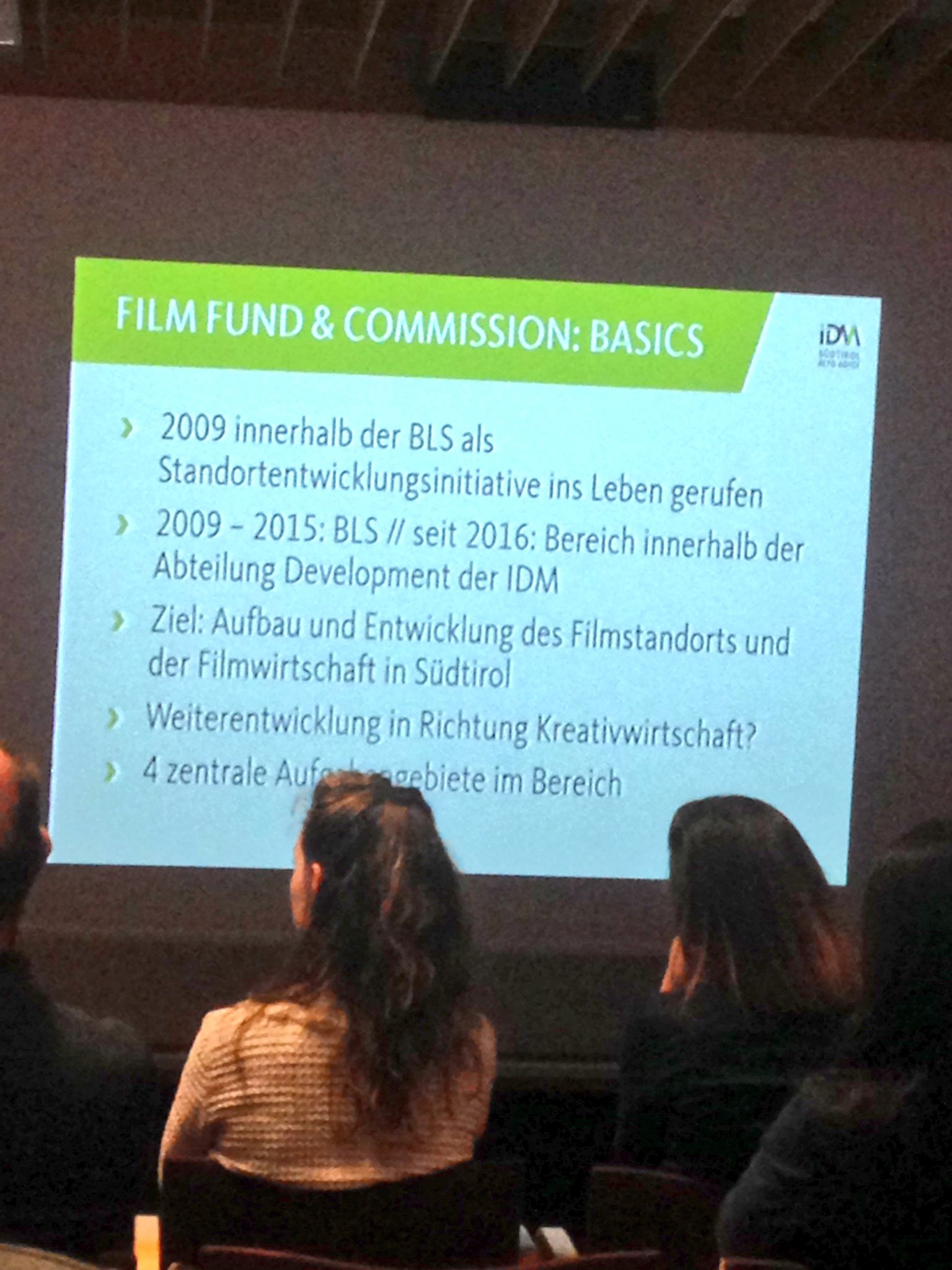 Film Fund & Commission: Basics #tmcbz https://t.co/iIolqfCIDW