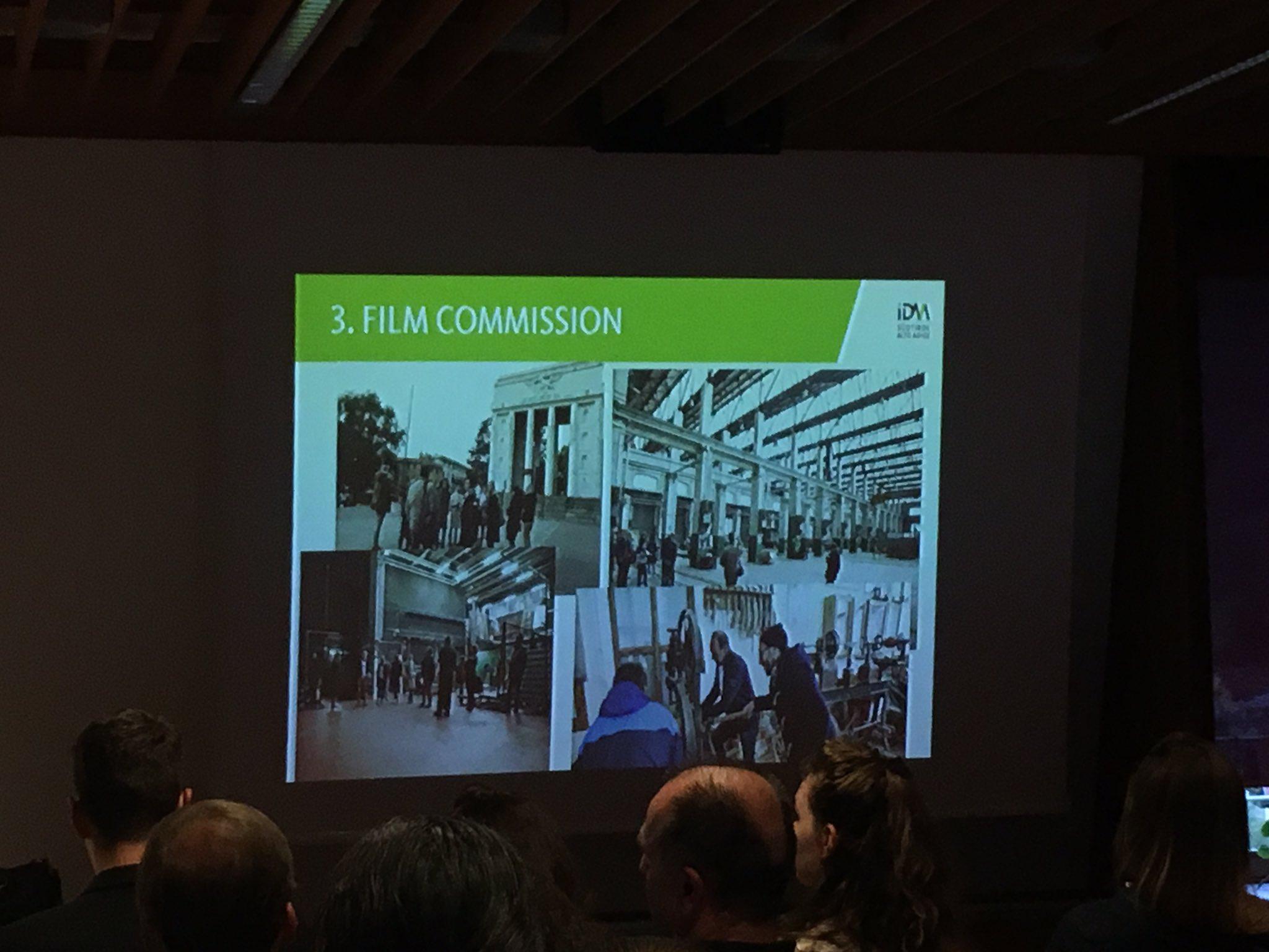 #tmcbz Film Commission ist Aufgabengebiet 3: Location Tours für Produktionsleiter. https://t.co/8UBE8qXBHW