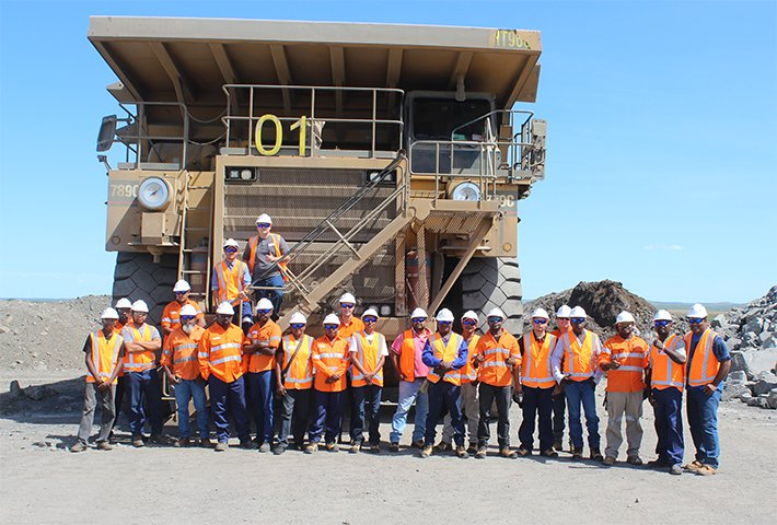 Our #McArthurRiverMine in the Northern Territory is continuing a recruitment drive for 100 new positions  More info: https://t.co/8uhRKFsz0R https://t.co/NedXprbxFr