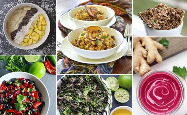 48 Recipes With Anti-Inflammatory Ingredients
