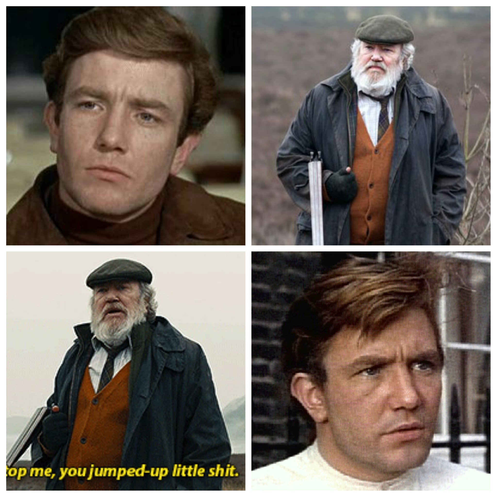 Albert Finney is 81 today, Happy Birthday Albert!