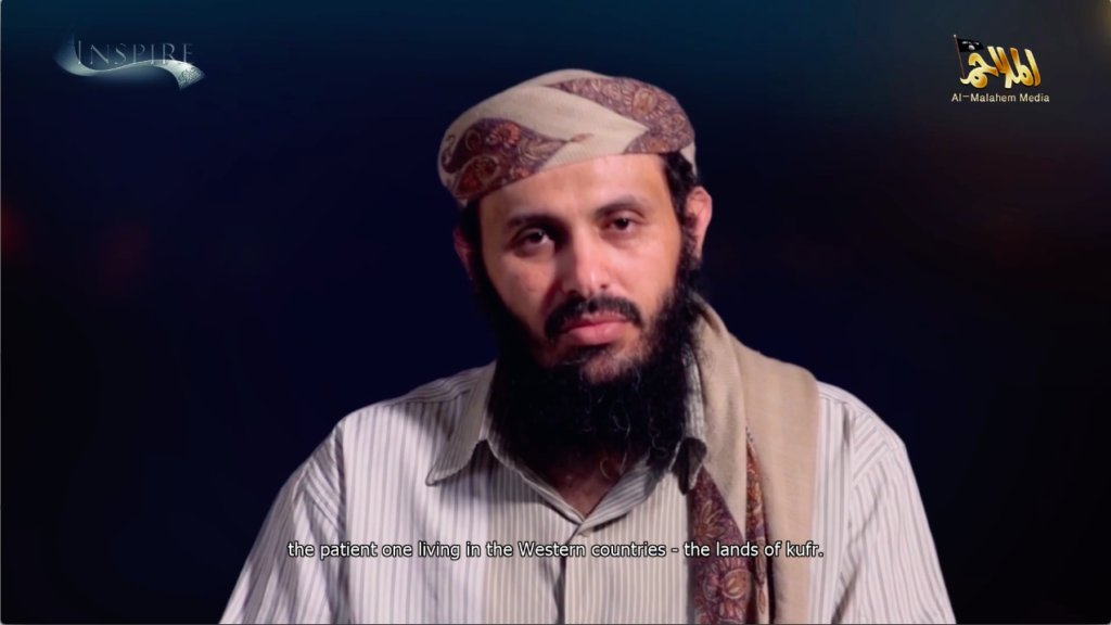 AQAP leader calls for 'simple' attacks in the West