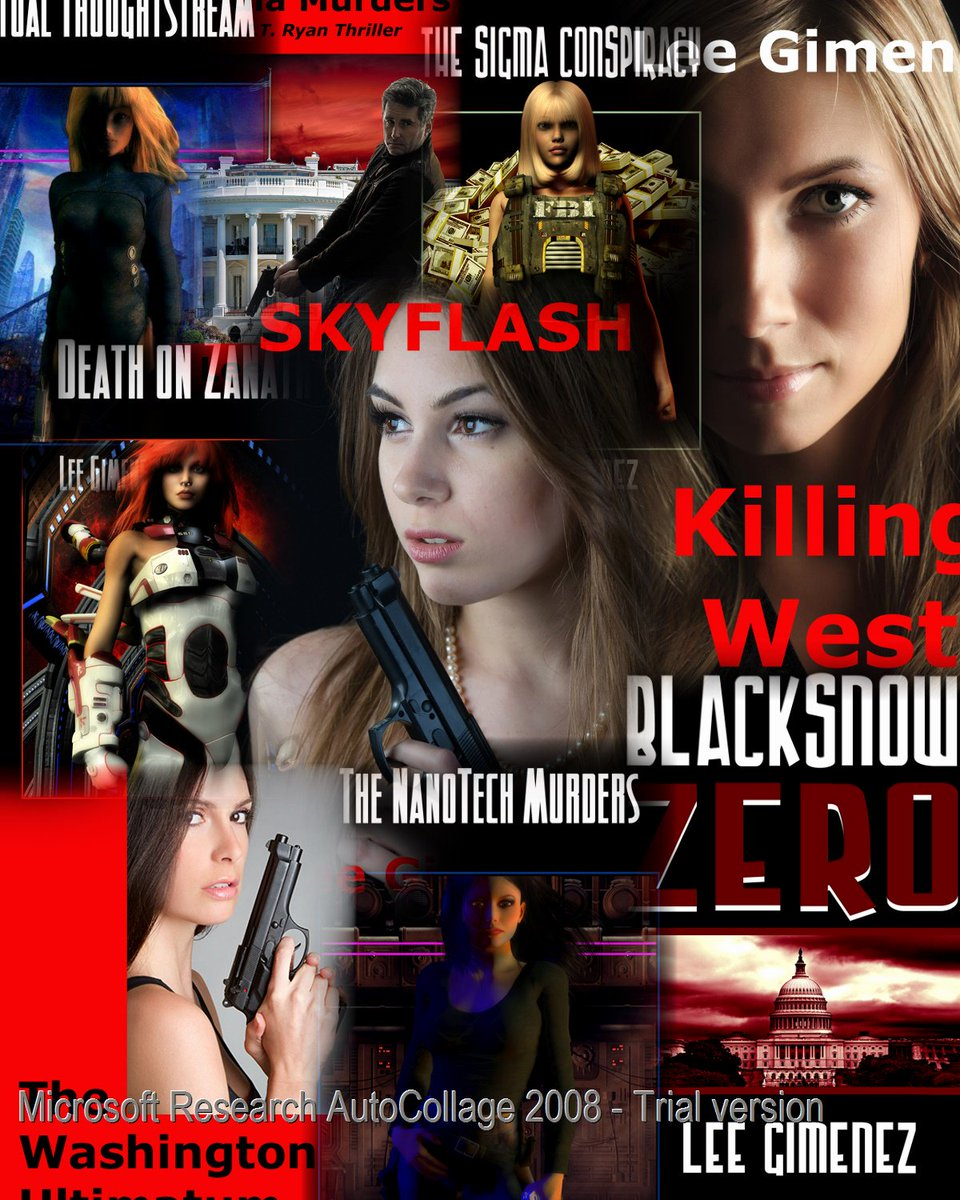 Covers of my thriller novels.   https://t.co/0A9k782vyR   #Books #ASMSG #Authors #Bookbloggers https://t.co/VwBBl4eleX