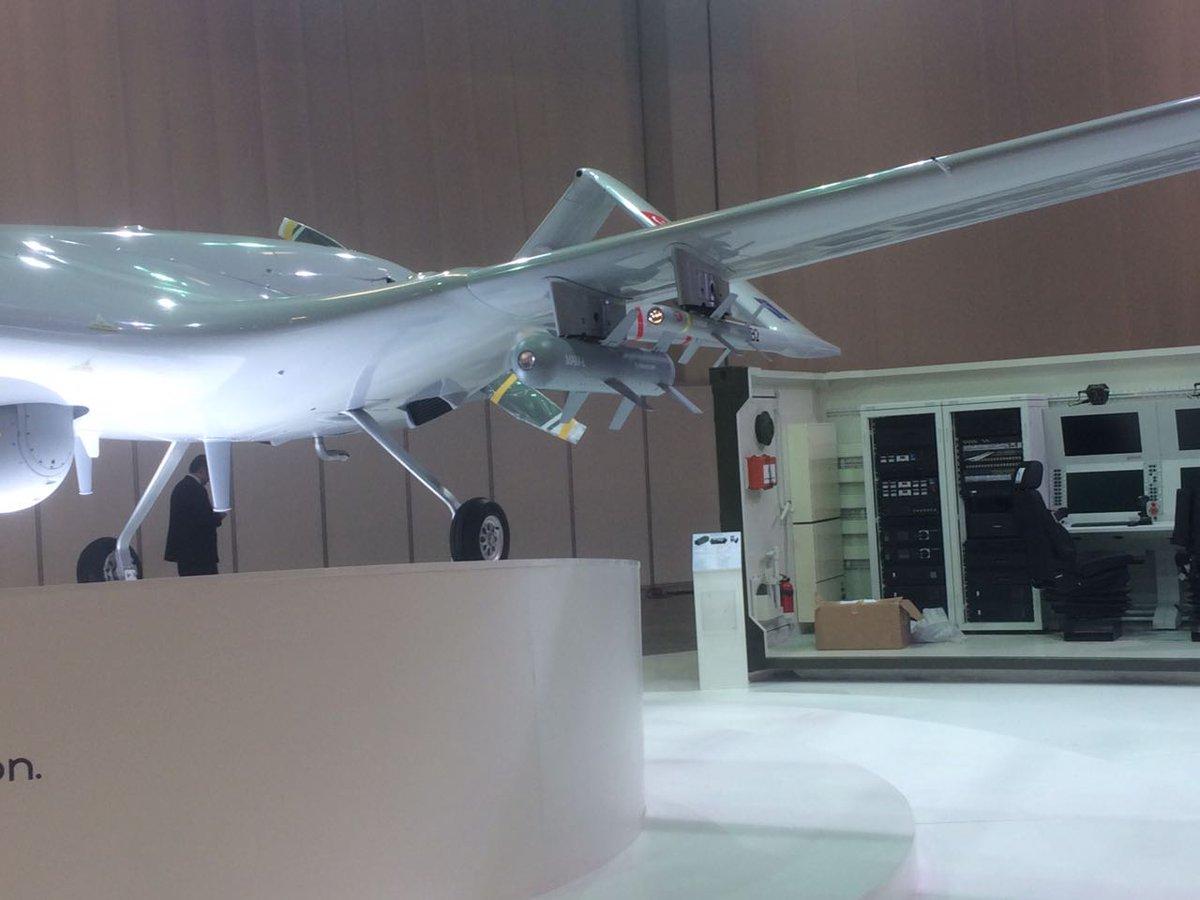 معرض الصناعات الدفاعية الدولي IDEF-17 ينطلق في إسطنبول.....تغطيه مصوره  C_VYQSJXkAEoNtx