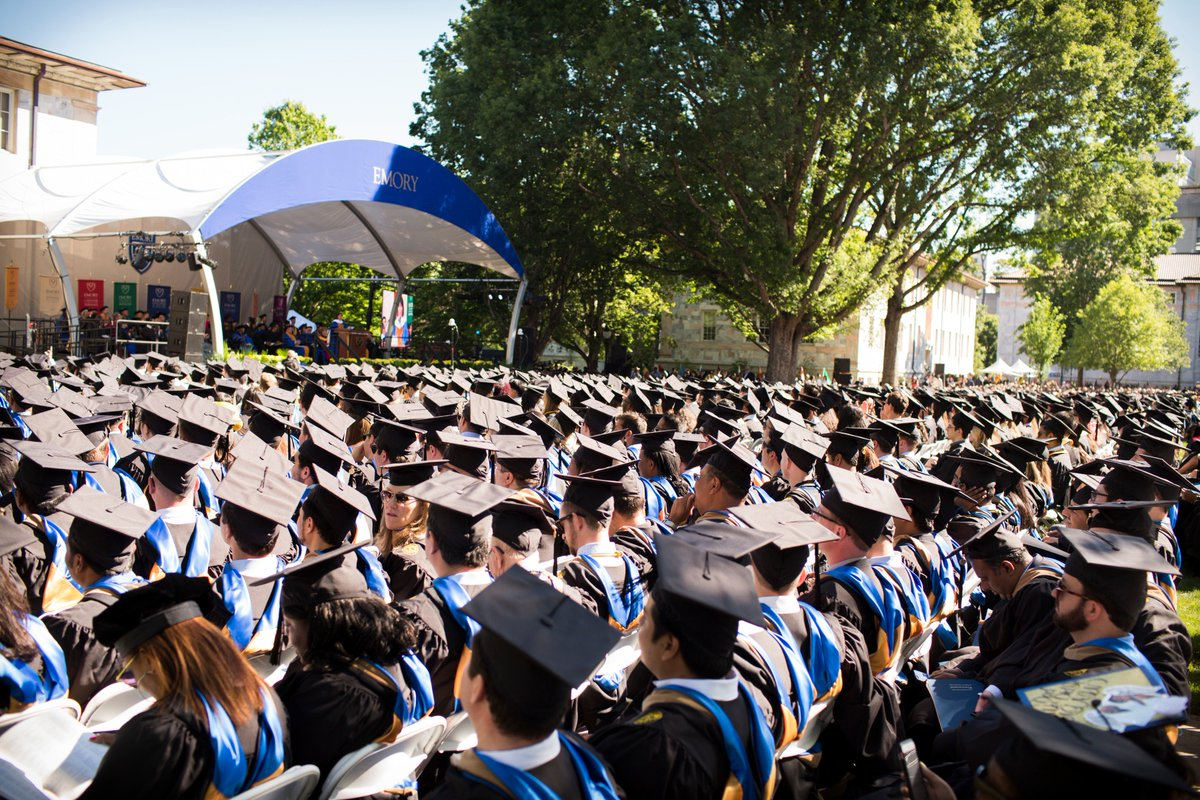 Congratulations, #Emory2017! We know you'll change the world for the better, in ways big and small! https://t.co/Jdgyr2hzAQ