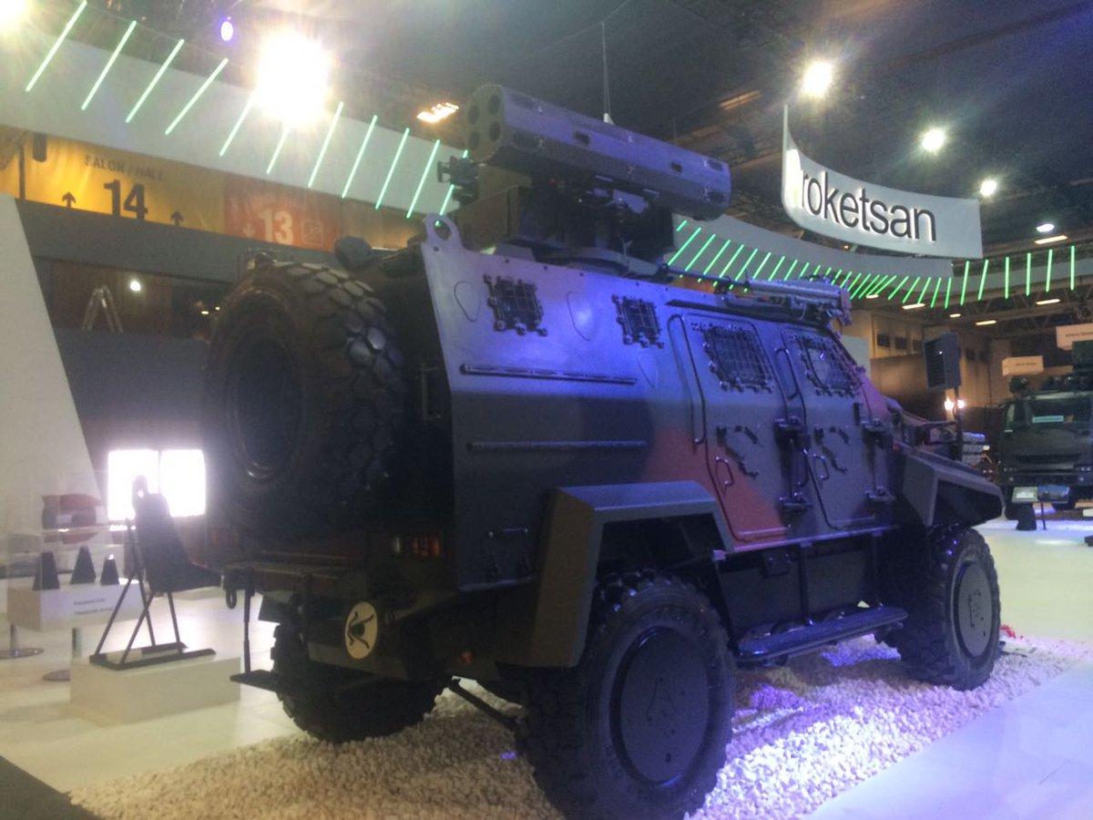 معرض الصناعات الدفاعية الدولي IDEF-17 ينطلق في إسطنبول.....تغطيه مصوره  C_VaoZlXUAEzFk5