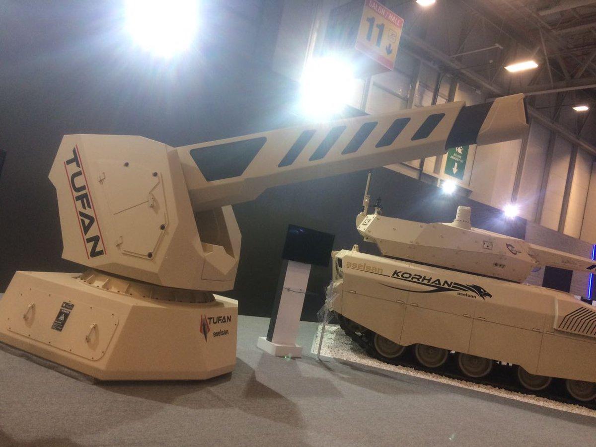 معرض الصناعات الدفاعية الدولي IDEF-17 ينطلق في إسطنبول.....تغطيه مصوره  C_VcTyMW0AMiVc4