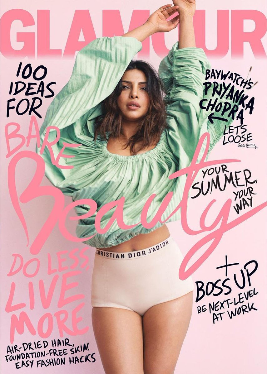 Priyanka Chopra by Sebastian Kim for Glamour June 2017 https://t.co/NxEPKCotZn