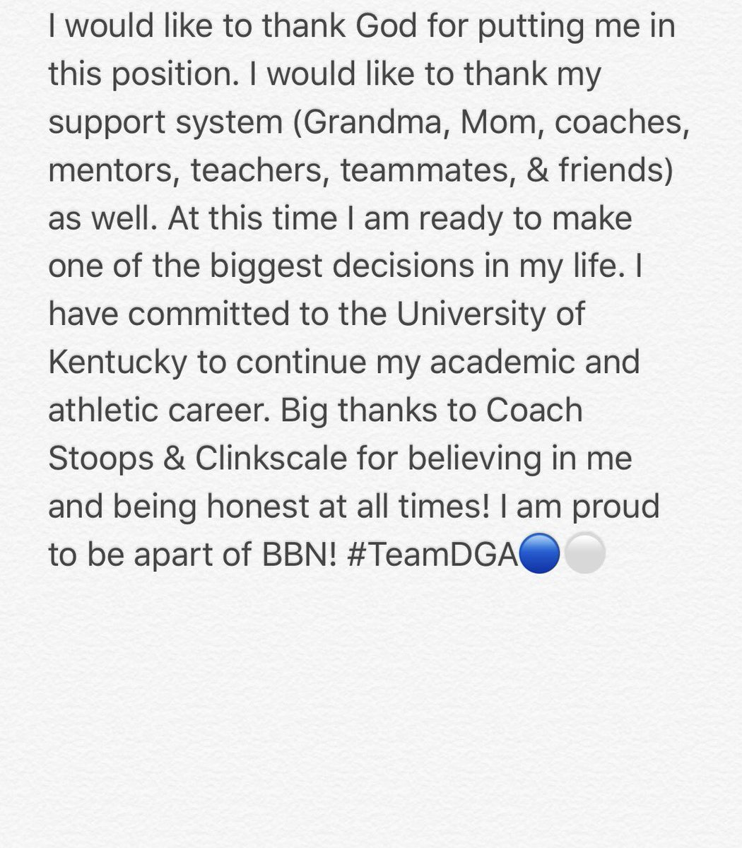 4-star OG Marquan McCall, Michigan's top 2018 recruit, commits to Kentucky