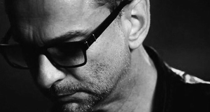 Dave Gahan is 55 today. Happy Birthday Dave!