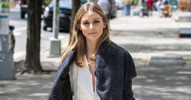 We're Into This Unexpected Prairie Skirt Look, Olivia Palermo