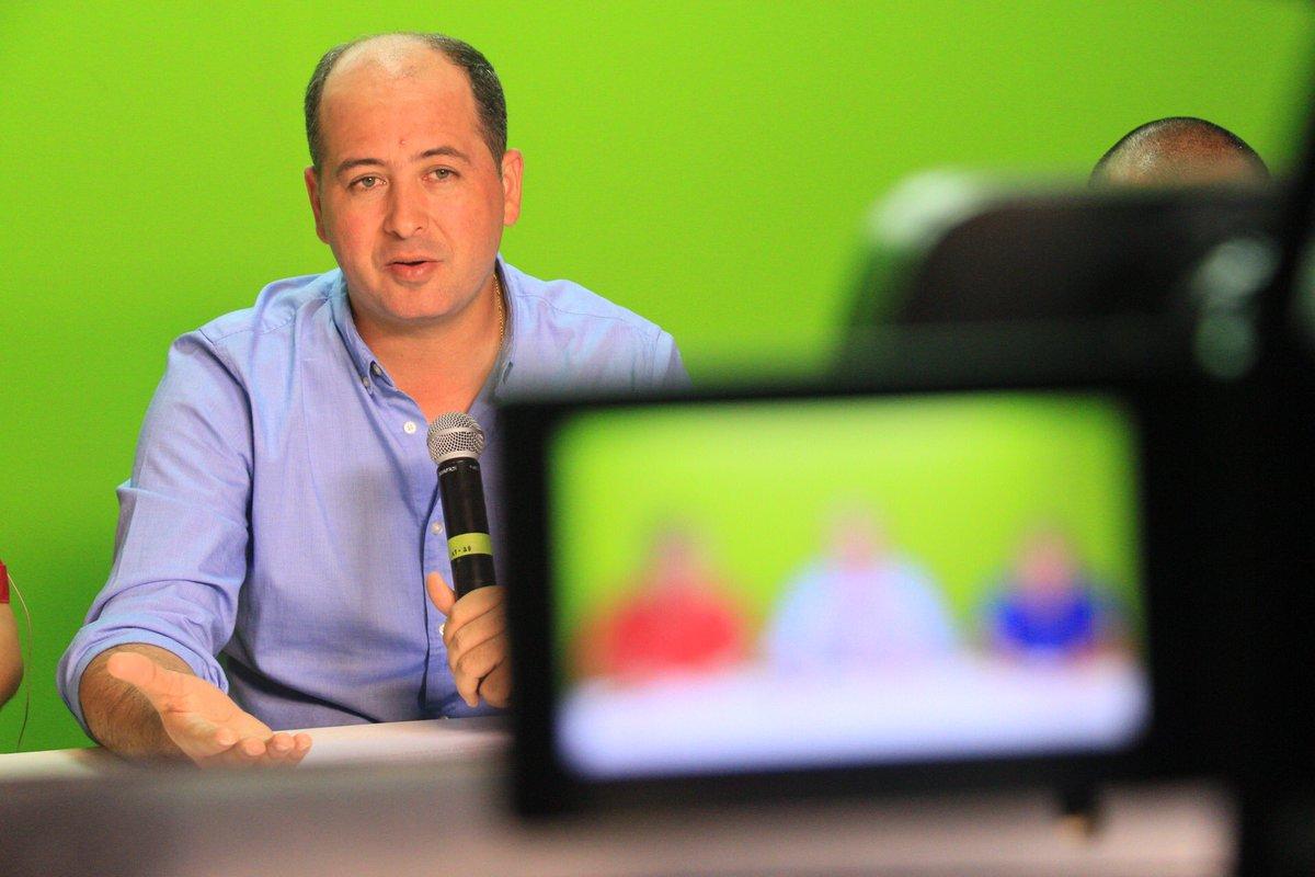 Sigue en vivo la entrevista #PeriodismoAlDía ➡️ @TV5Monteria
