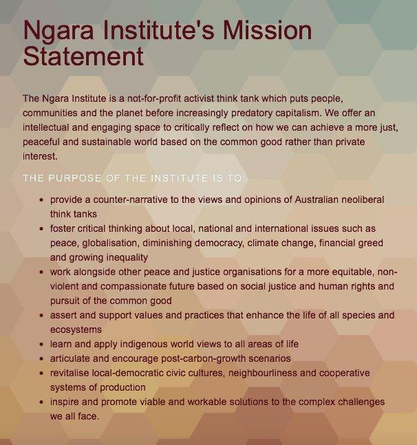 Institute Australia Think
