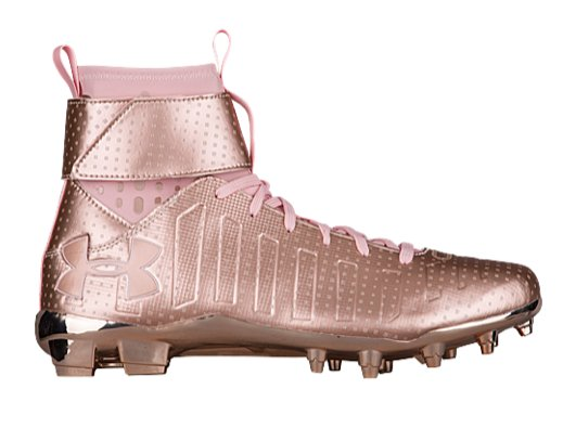 6e7097190ae New Under Armour Cam Newton cleats colorways.