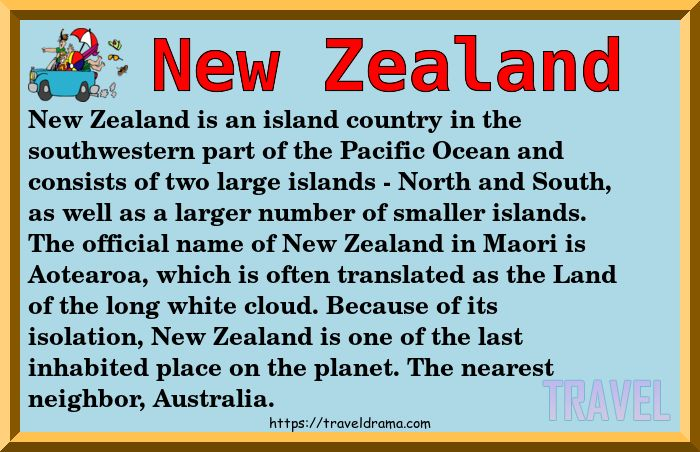 #New Zealand is an #island country in the southwestern part of the #Pacific Ocean<br>http://pic.twitter.com/N7Uh4M1GMT