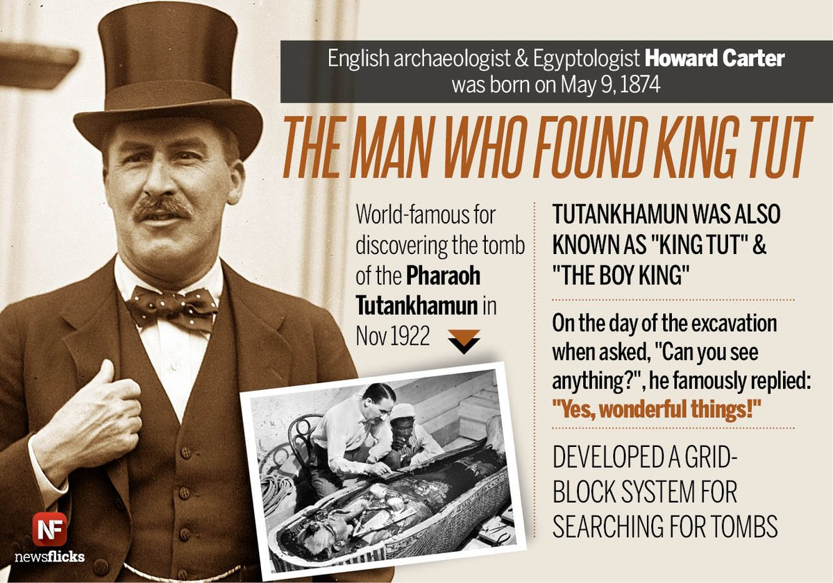 The Curse Of King Tuts Tomb Torrent: Archaeologist Howard Carter, Who Made The Famous Discovery