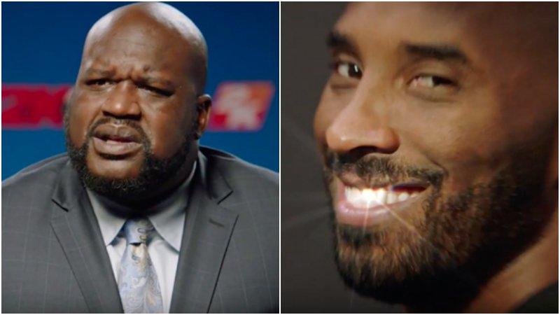 【影片】史上最好玩的2K廣告!Kobe搗亂調戲歐肥《NBA 2K18傳奇》發佈會