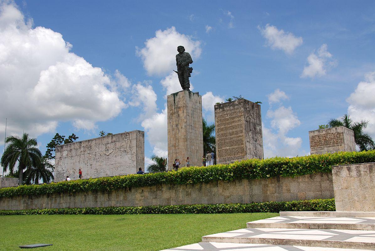 Complejo Escultórico Che Guevara