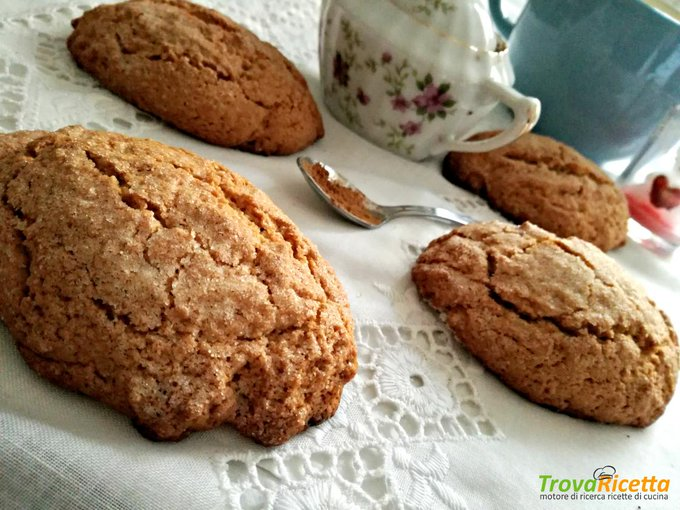Biscotti alla cannella (morbidi)