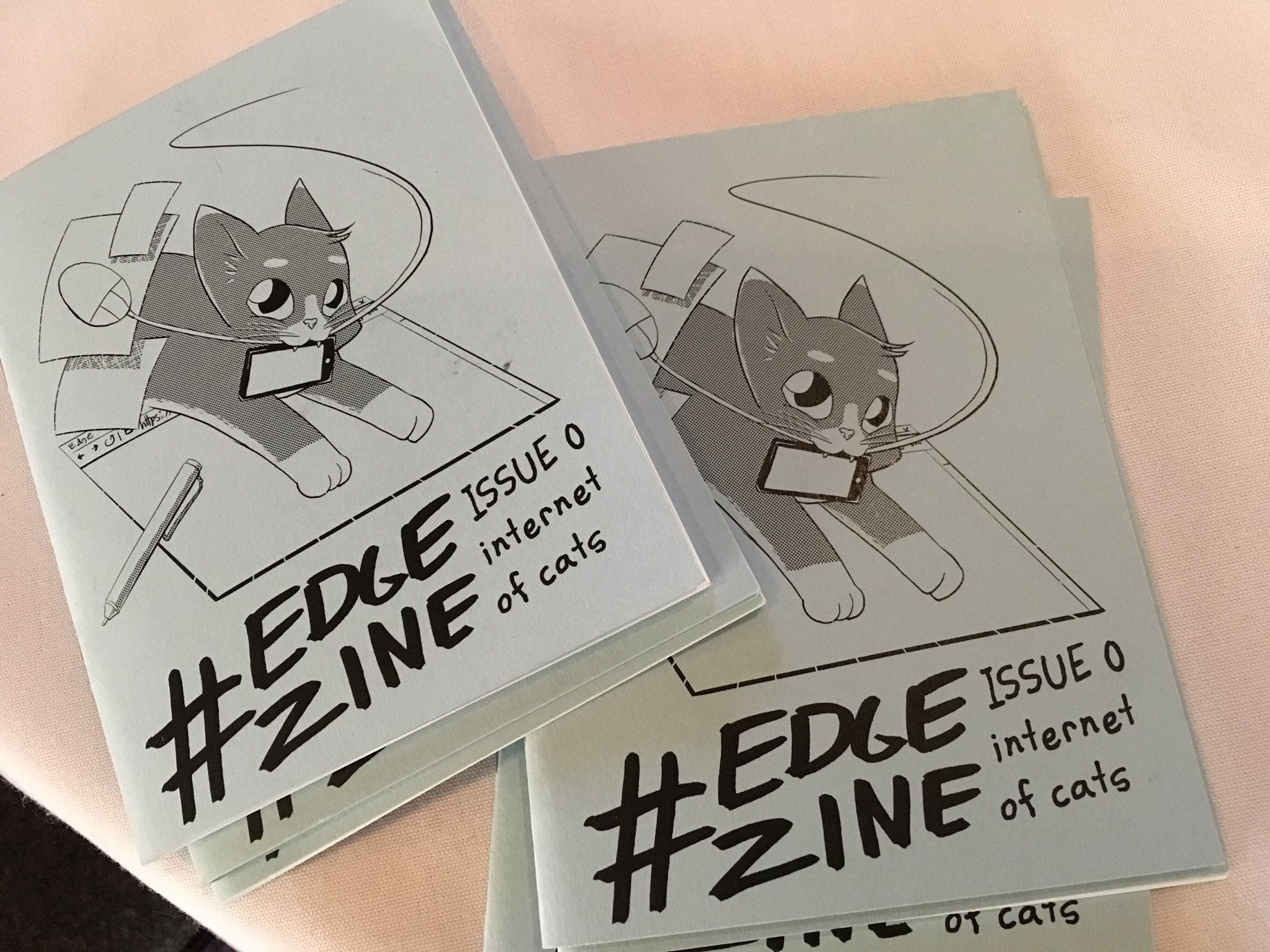 #respond17 I still have zines if anyone wants some! Come get 'em! https://t.co/SeqVOFc0xZ