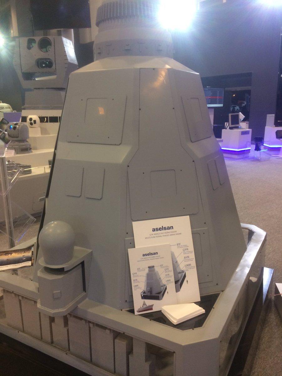 معرض الصناعات الدفاعية الدولي IDEF-17 ينطلق في إسطنبول.....تغطيه مصوره  C_XLRIdW0AA9LAS