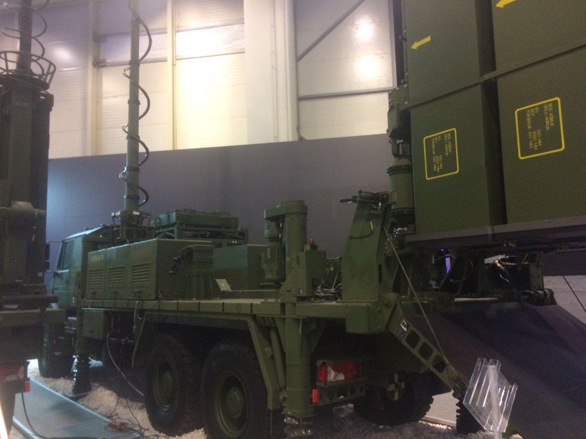 معرض الصناعات الدفاعية الدولي IDEF-17 ينطلق في إسطنبول.....تغطيه مصوره  C_XMO1IW0AA2KaG