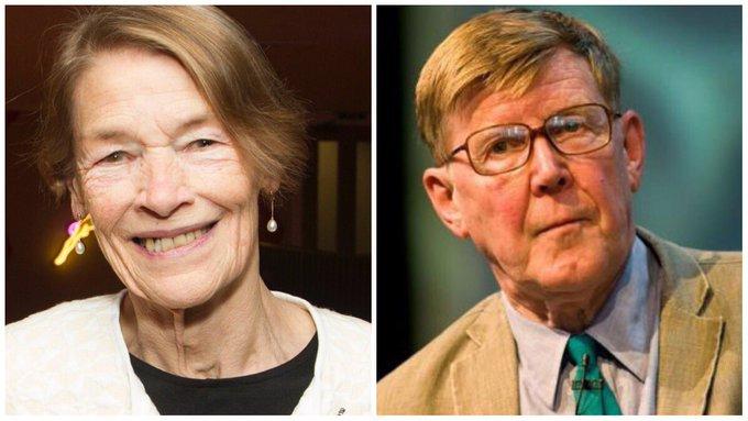 Happy birthday to Glenda Jackson and Alan Bennett!