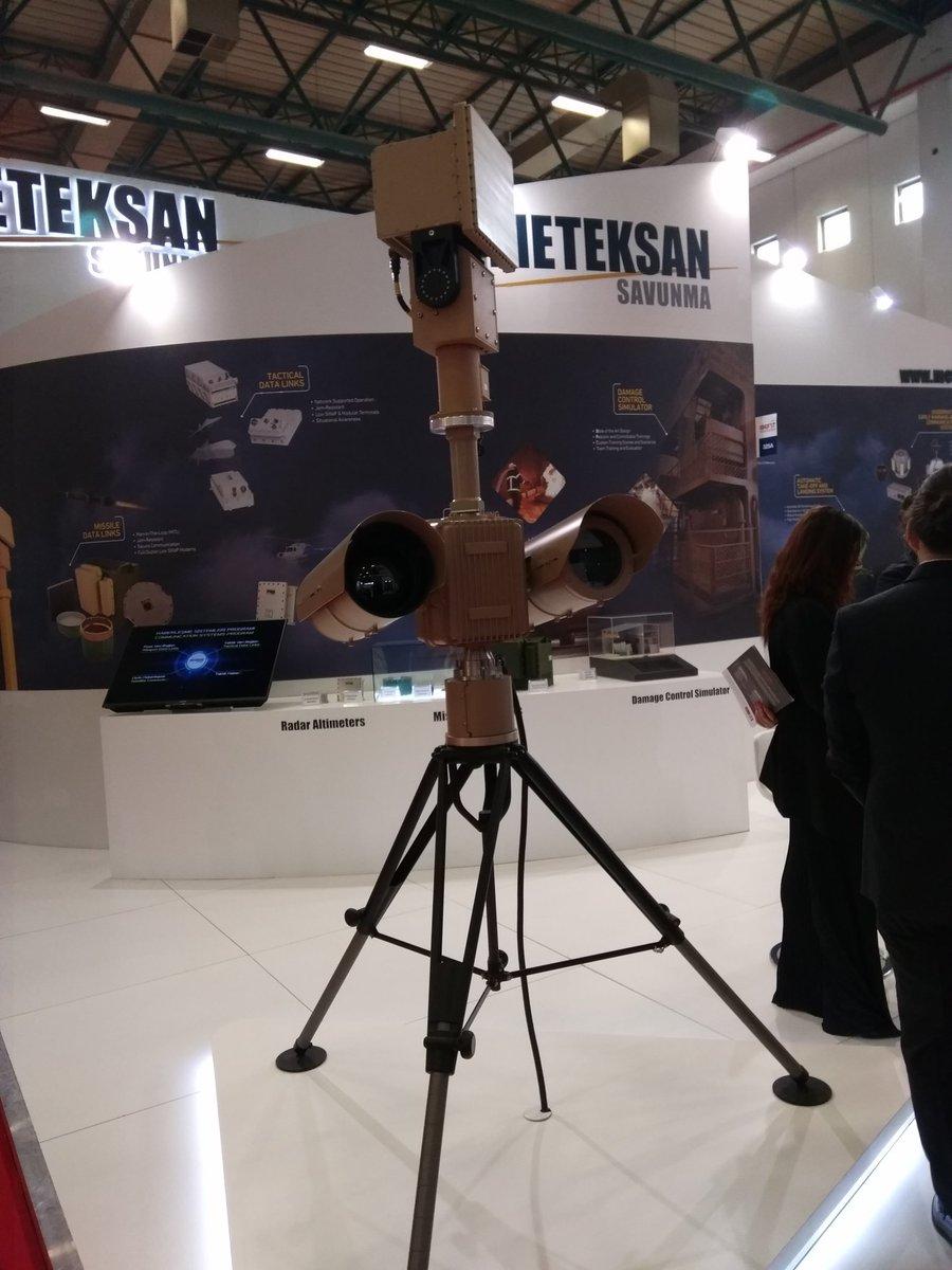 معرض الصناعات الدفاعية الدولي IDEF-17 ينطلق في إسطنبول.....تغطيه مصوره  C_XaZDaXUAAsH5X