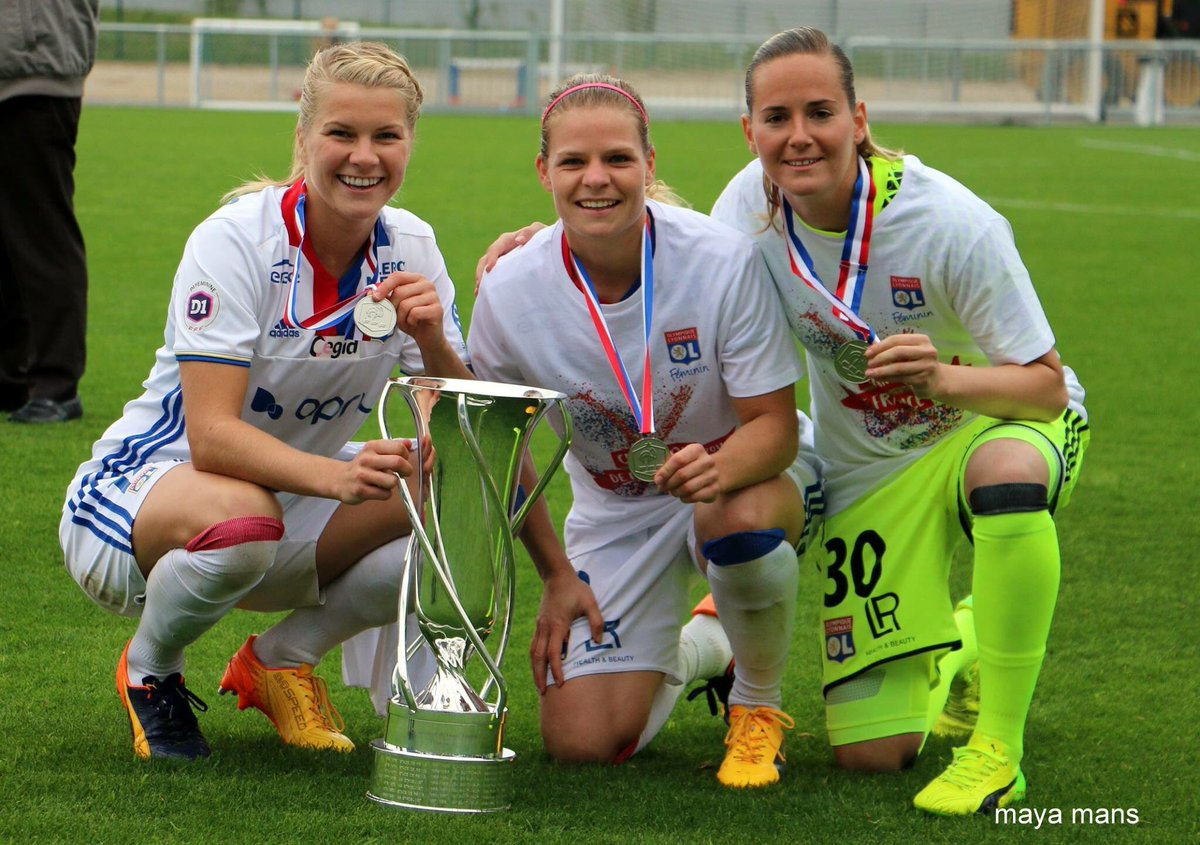 Ohhh, it feels goood!! One down, two to go #ChampiondeFrance @OL<br>http://pic.twitter.com/ao4zQISh4t