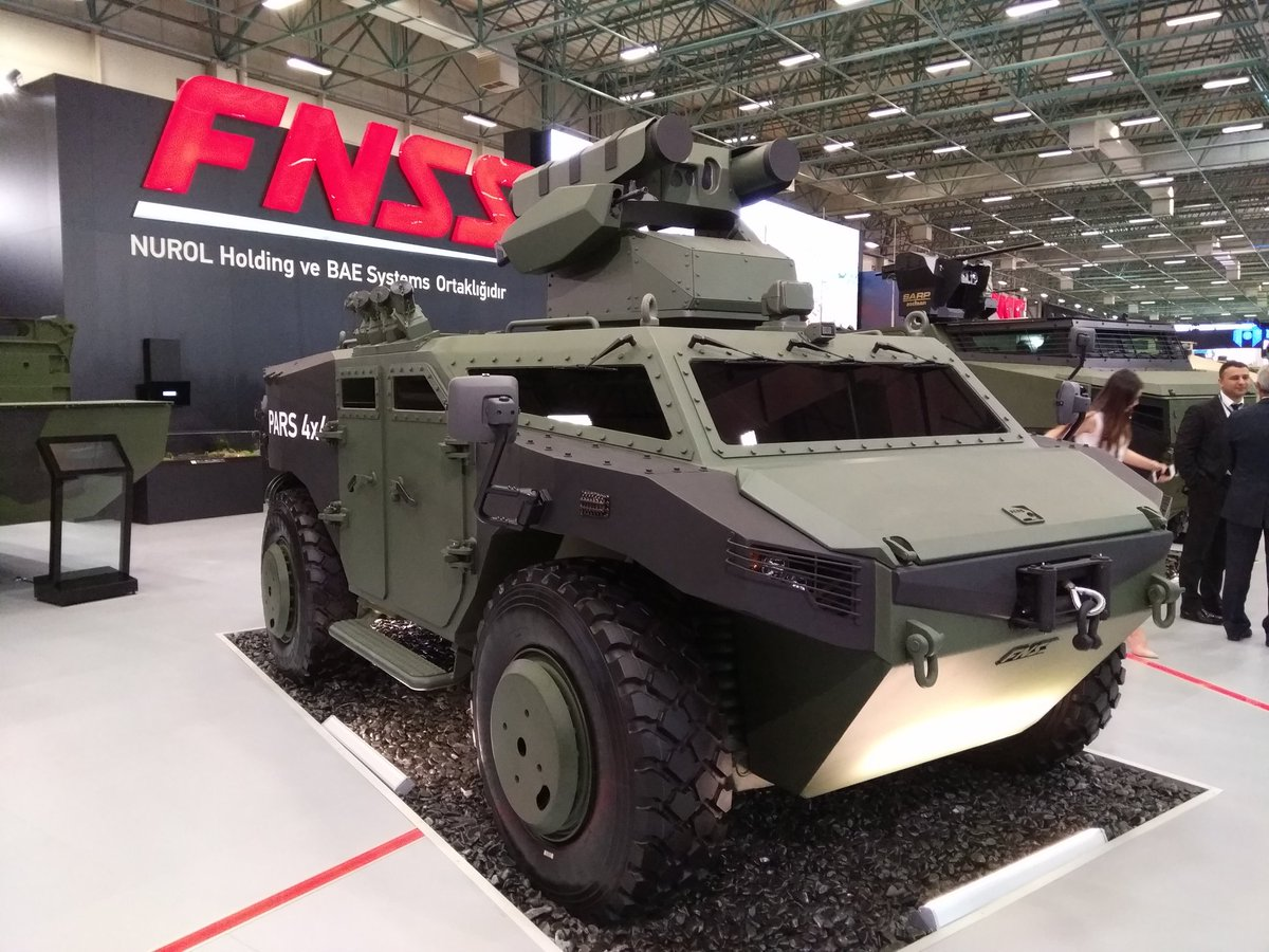 معرض الصناعات الدفاعية الدولي IDEF-17 ينطلق في إسطنبول.....تغطيه مصوره  C_XjPQZXsAAEiNy