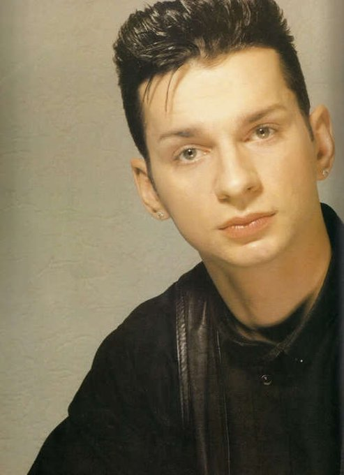Happy Birthday today to Dave Gahan of !  Here\s \Just Can\t Get Enough\