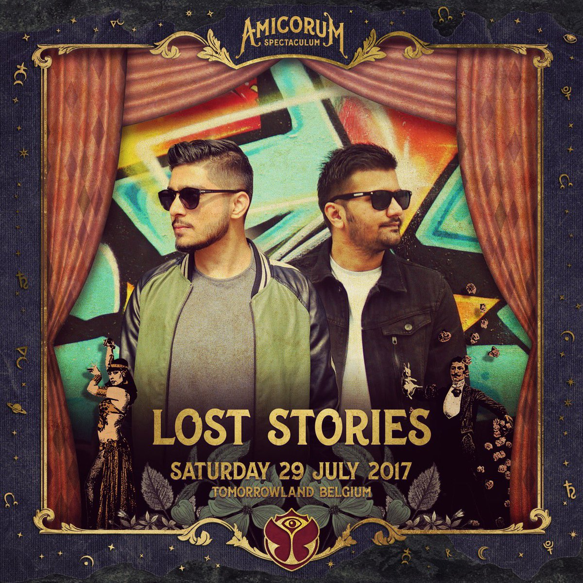 See you at @tomorrowland 2017! #TomorrowlandStories #TakingIndiaToTheWorld #LostSquad https://t.co/gelCowYmo9