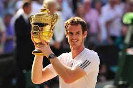 Happy birthday British tennis champion Andy Murray, born 1987.