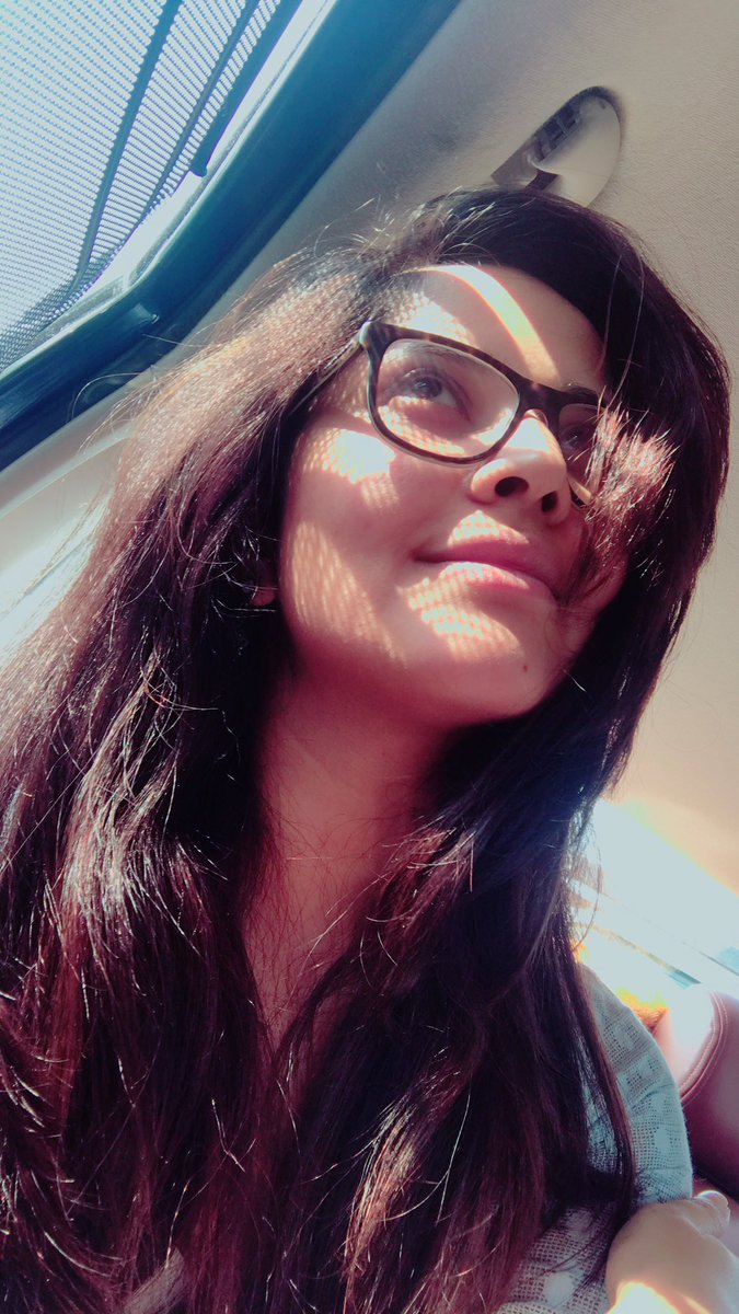 Good to see the sunlight.. when you've been through some dimness!! #backtowork #dubbing #happinessIswork pic.twitter.com/mMJNLXFMTu