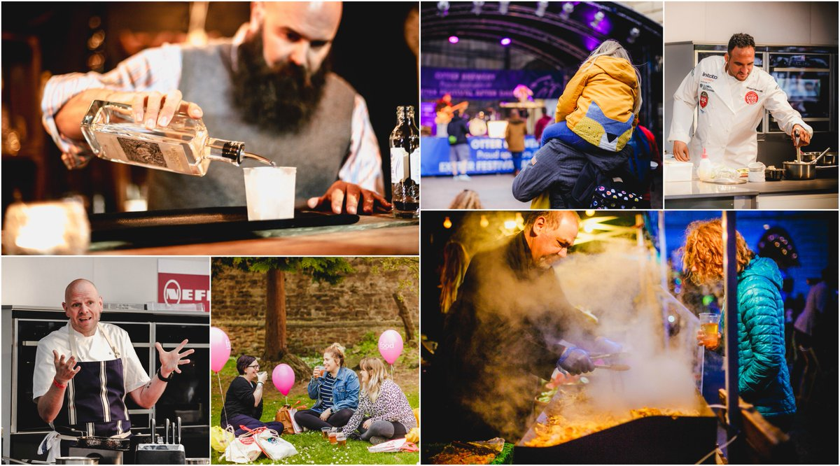 Exeter Food Festival Monday