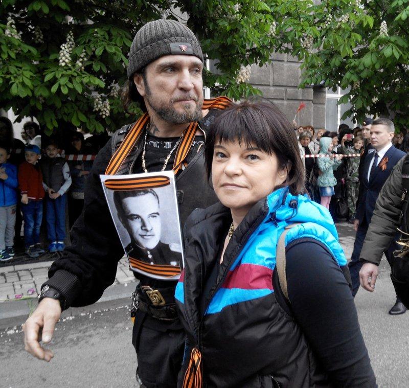 Ею были обвязаны-перевязаны все эти гиви-моторолы, - Ирина Геращенко прокомментировала запрет георгиевской ленты - Цензор.НЕТ 2285