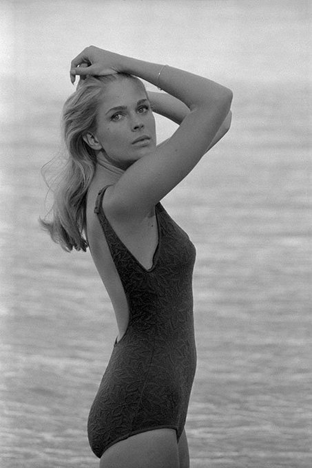 Happy Birthday to Candice Bergen! Here\s one from Terry O\Neill, 1967.