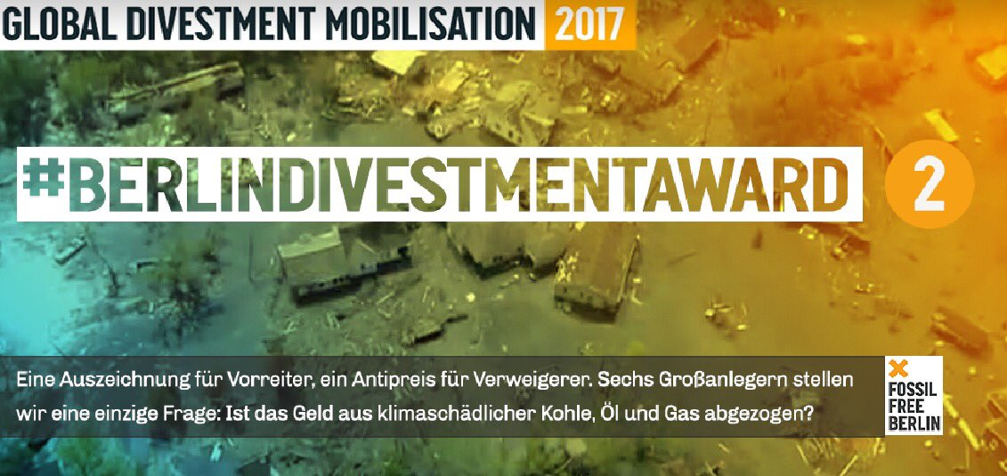 So gewinnt man keinen #BerlinDivestmentAward, @DeutscheBankAG, so macht man sich schuldig. #Greenwashing https://t.co/7yKOVbqWIA https://t.co/HOG0uxTSao