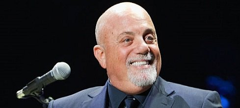 "Happy Birthday to pianist, singer-songwriter, and composer William Martin ""Billy\"" Joel (born May 9, 1949)."