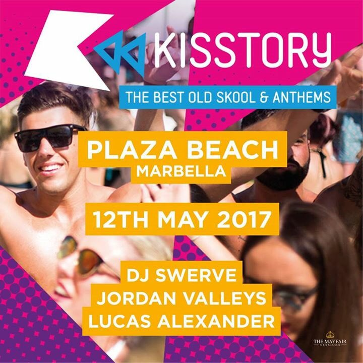 RT @JamesCromwell1: Can't wait for my first KISSTORY of the summer this Friday 😎☀️🇪🇸🙌🏻 https://t.co/Wuk00g1aLP